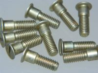 "10 x 10-32 UNF Slotted Screw Flush Reduced Countersunk Head 5/8"" Long [O11]"